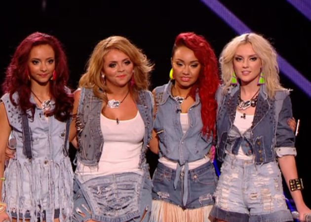 Little Mix bookies' favourites for X Factor win