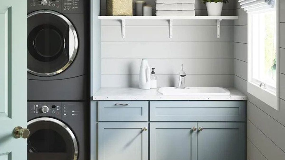 20 small laundry room ideas – stylish and practical laundry room ...