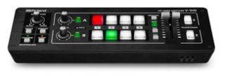 Roland Debuts V-1HD High-Definition Video Switcher
