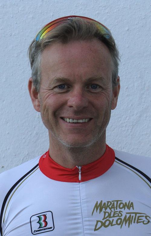 Ian Parr, Maratona dles Dolomites 2010