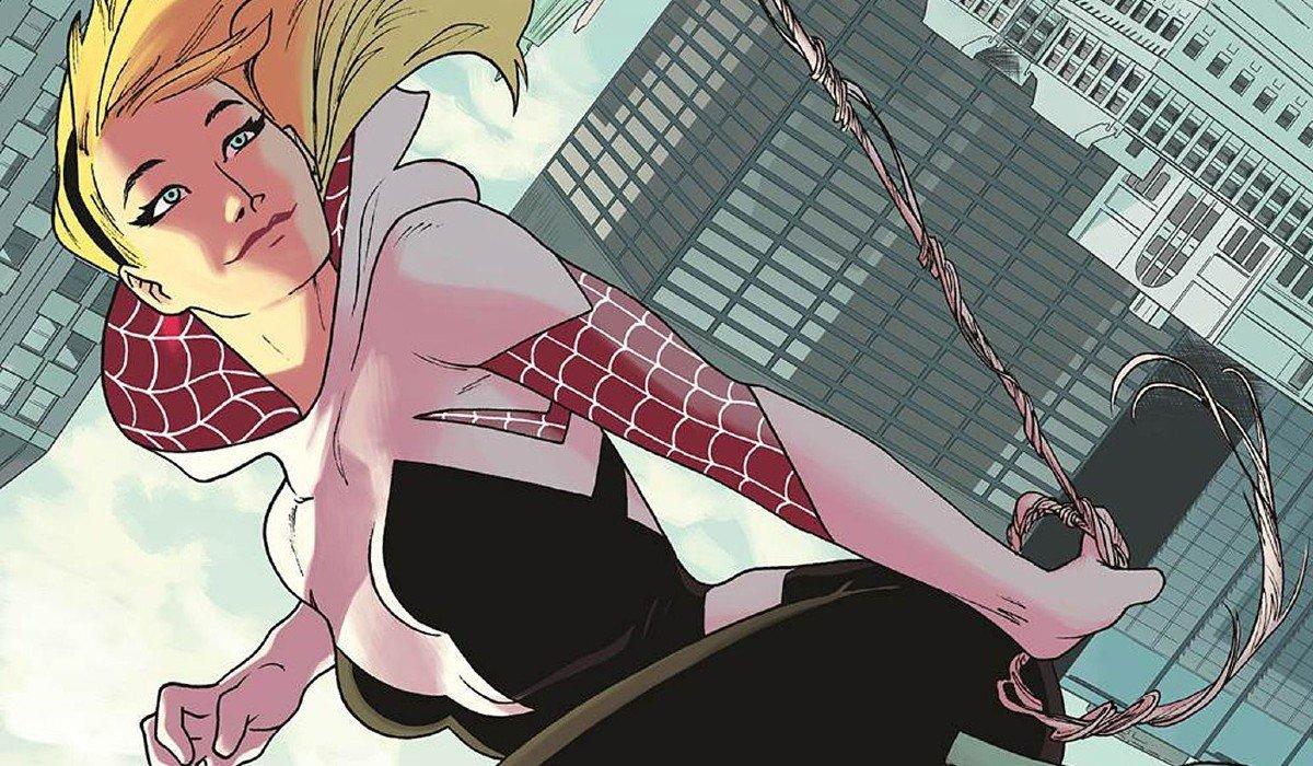 Spider Gwen Marvel Comics