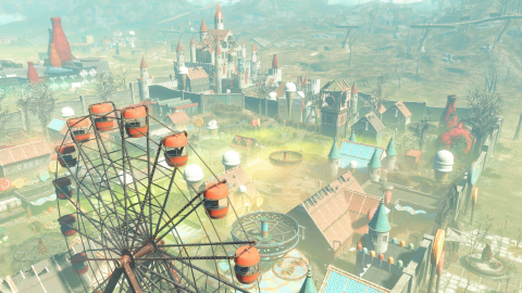 Fo4 Nuka World Map.Fallout 4 Nuka World Review Pc Gamer