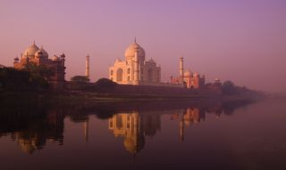 Taj Mahal - one of the best locations for photographers in the world