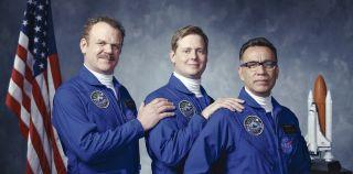 'Moonbase 8' cast