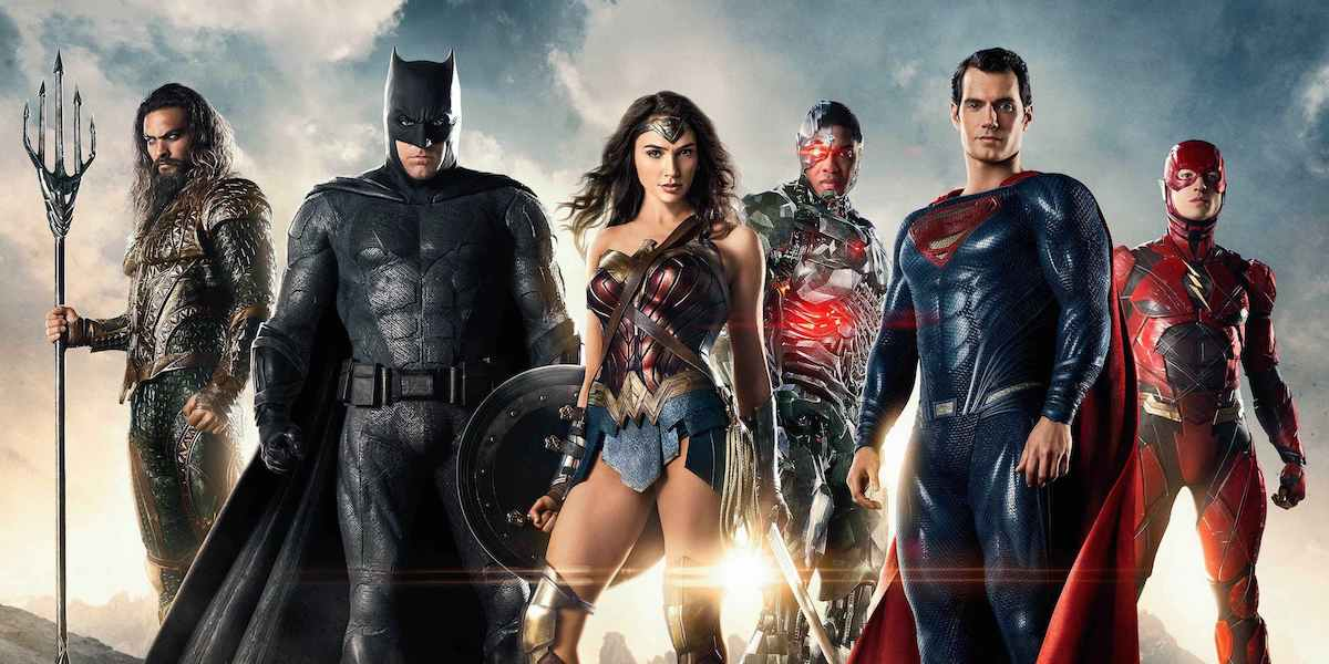 Zack Snyder's team of Of Justice League ...