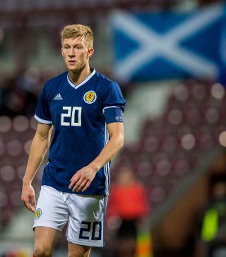 Scotland v England – 2019 UEFA Euro U21 – Qualifying – Group Four – Tynecastle Stadium