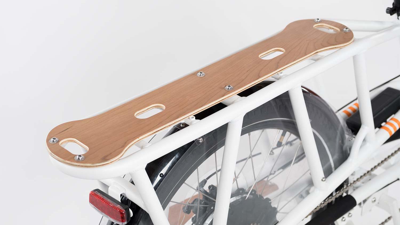 Rad Power Bikes RadWagon luggage rack