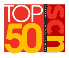 SCN's Top 50 Integrators 2009 Revealed!