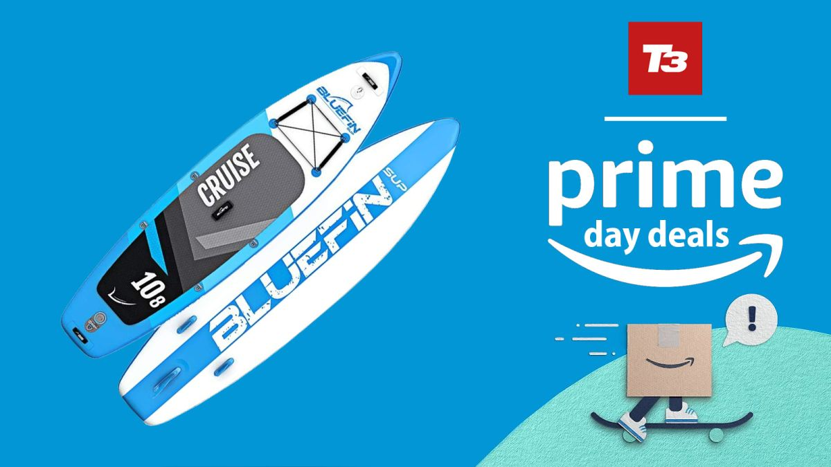 SUP-er Amazon Prime deal knocks 20% off the price of this stand-up paddle board kit
