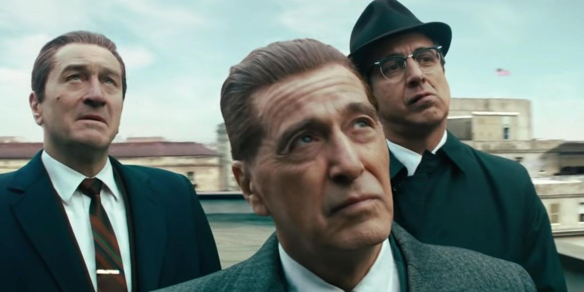 Robert De Niro, Al Pacino and Ray Romano in The Irishman