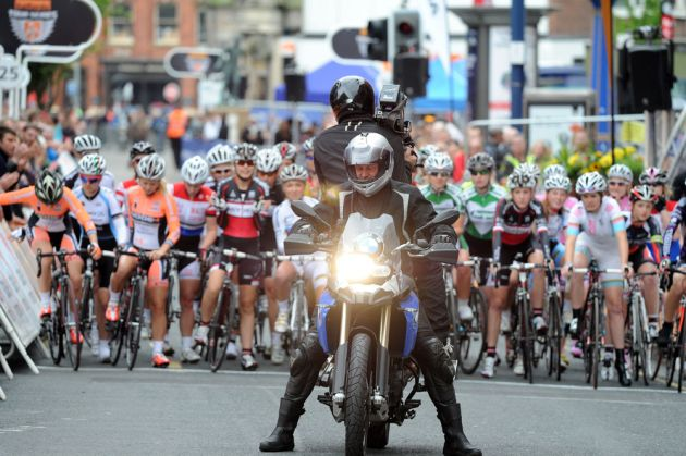 Johnson's Health Tech GP start, Tour Series 2012, Stoke-on-Trent