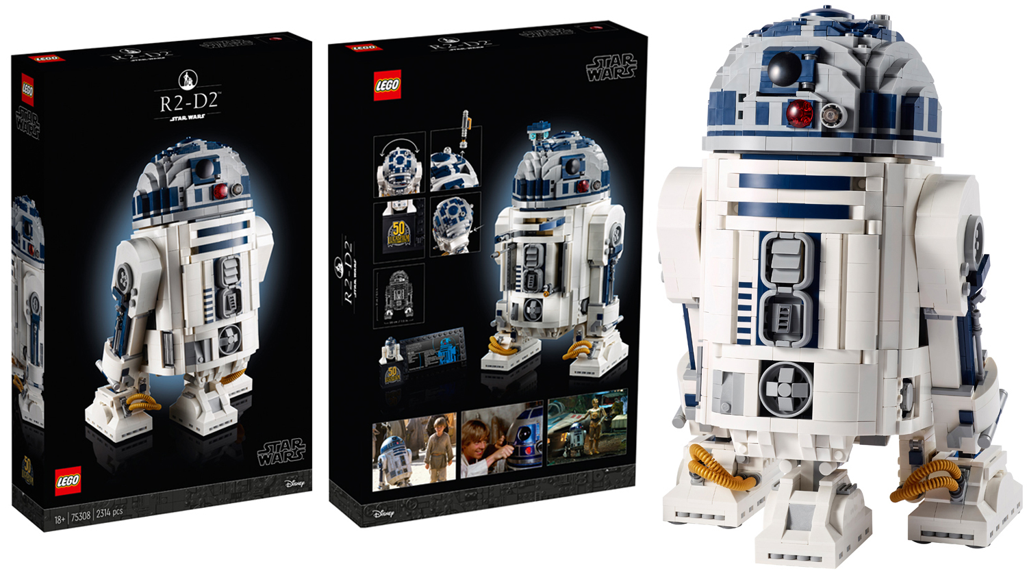 Lego May 2022 Calendar.Lego Unveils Its Biggest And Best R2 D2 Set In Time For May The 4th Space
