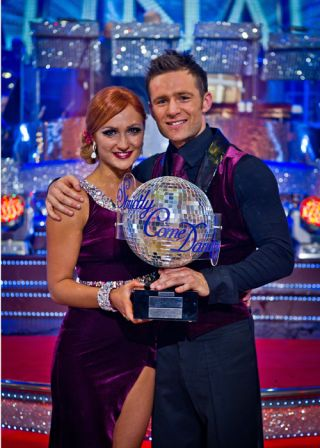 Strictly Come Dancing: Harry Judd wins!