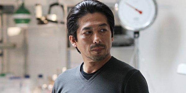 Hiroyuki Sanada in Helix