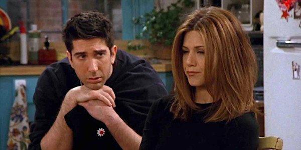 Friends' Ross And Rachel Weren't Even Supposed To Break Up ...