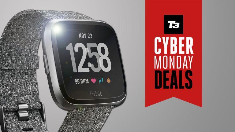 Cheap Fitbit Versa deal cheap Fitbit deal Cyber monday deal