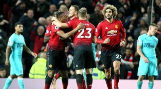 Manchester United squad value