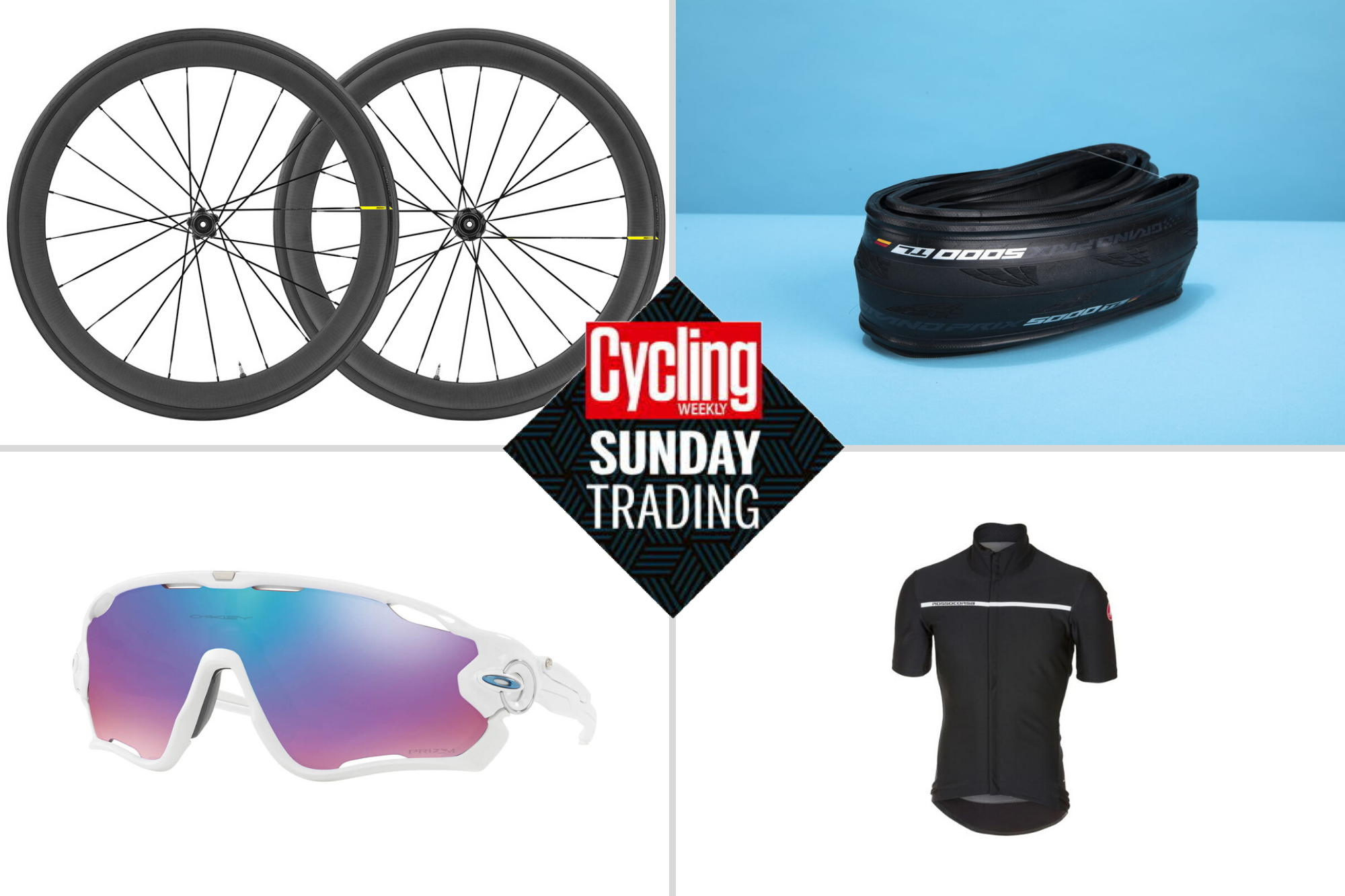 Sunday trading: Deep section carbon Mavic wheels for less than £1000 - Cycling Weekly