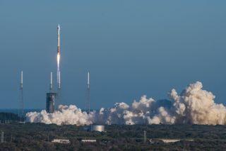 IIF-12 GPS Satellite Launch