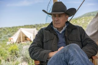 """Kevin Costner as John Dutton in Paramount Network's """"Yellowstone"""""""