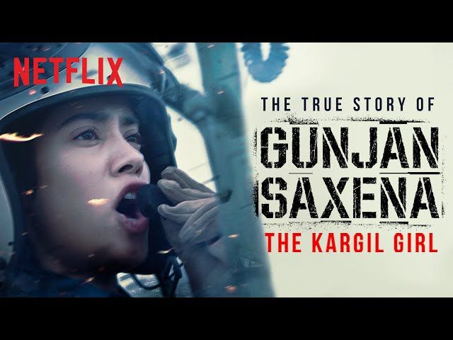 Bollywood Flick Gunjan Saxena The Kargil Girl To Premiere On Netflix Techradar