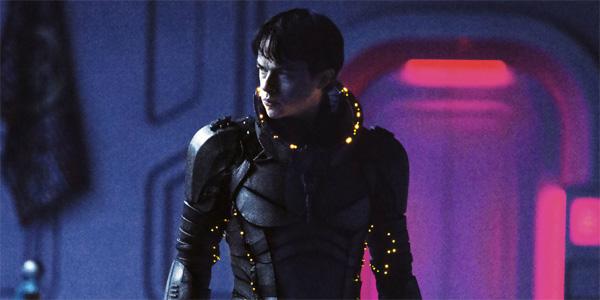 Dane DeHaan as Valerian