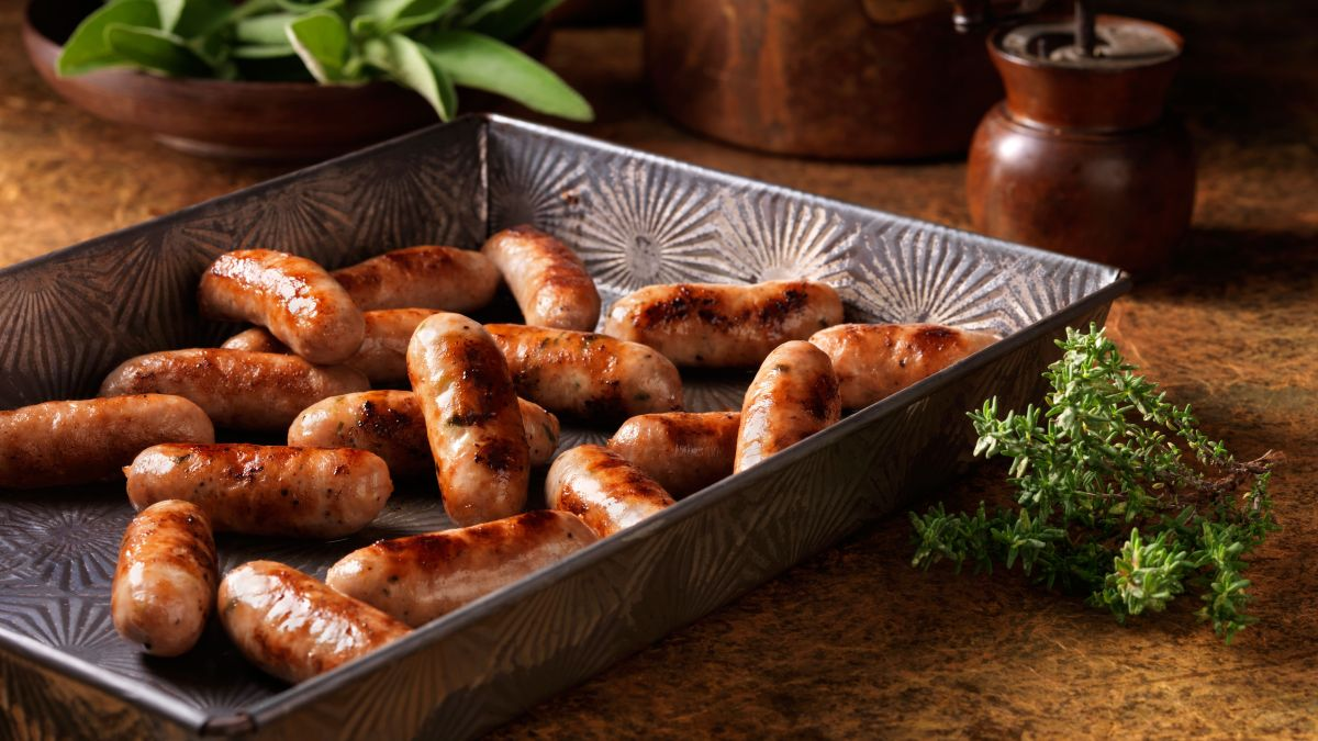 How To Defrost Sausages Just In Time