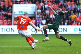 Blackpool v Barnsley – Sky Bet Championship – Bloomfield Road