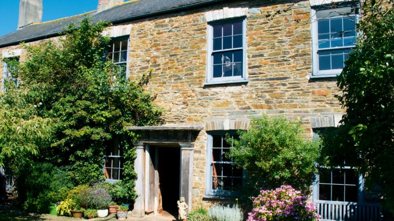 Stone farmhouse in Devon
