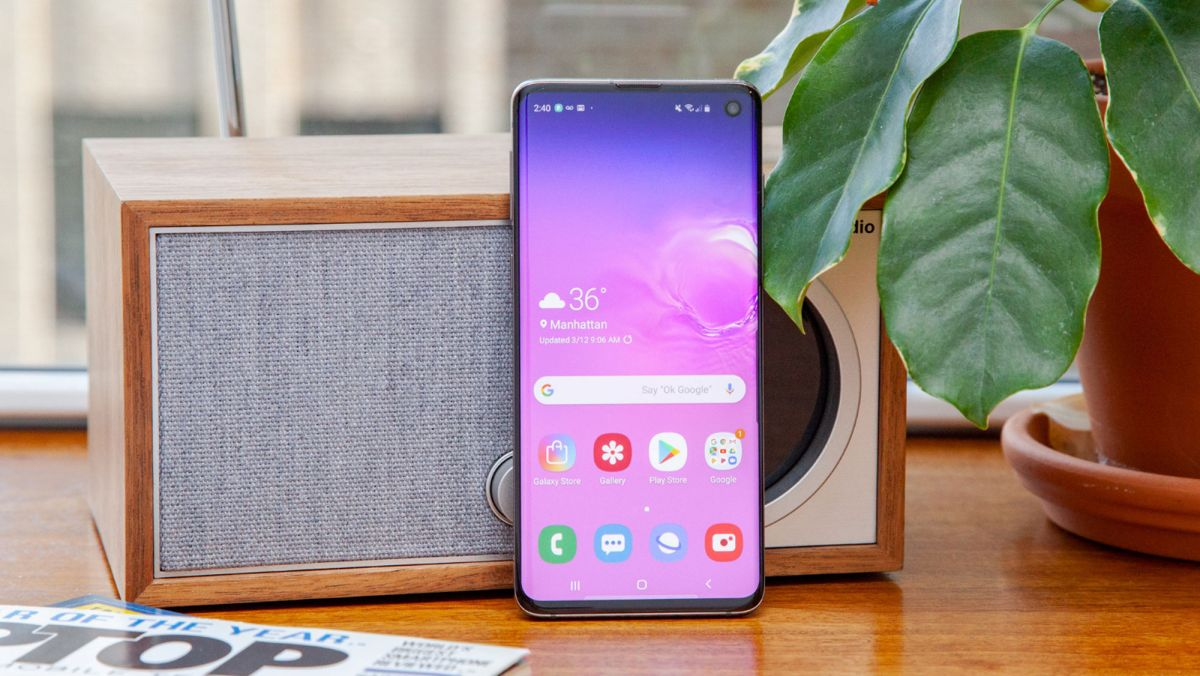 Galaxy S10 Gets Android 10 Beta with One UI: All the New Features