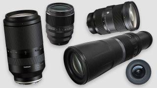 Top 5 new lenses according to Amazon