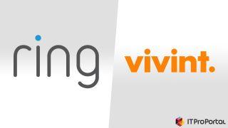ring vivint logos