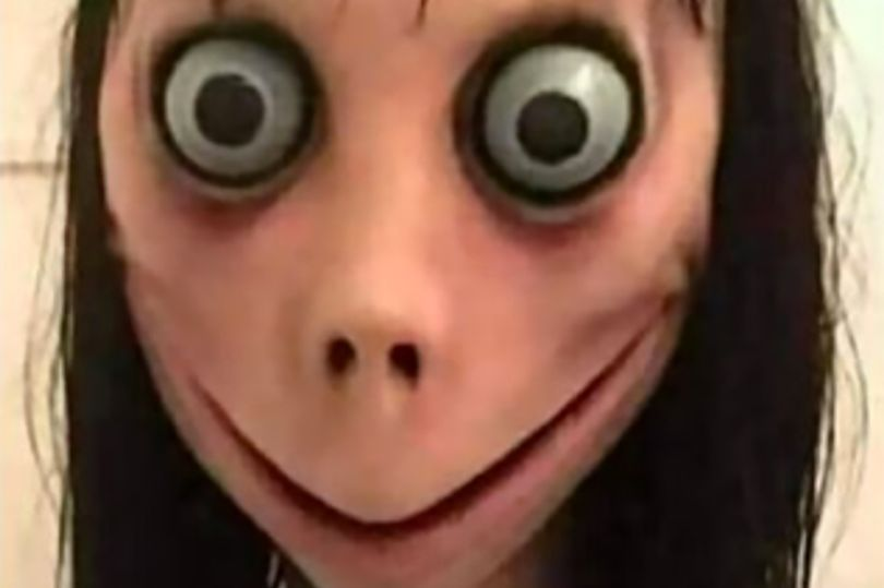 Don't Let Your Kids Near Momo Suicide Challenge on WhatsApp