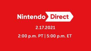 Nintendo Direct Feb 2021