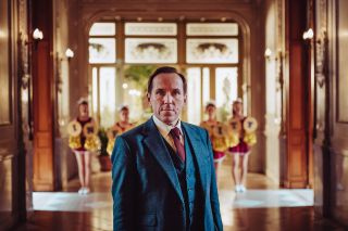 Ben Miller star as Professor Jasper Tempest as the crime drama continues on ITV.