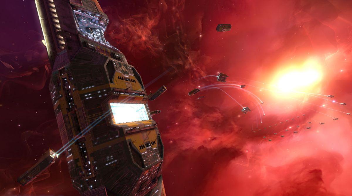 Homeworld 3 studio Blackbird Interactive is working on something new