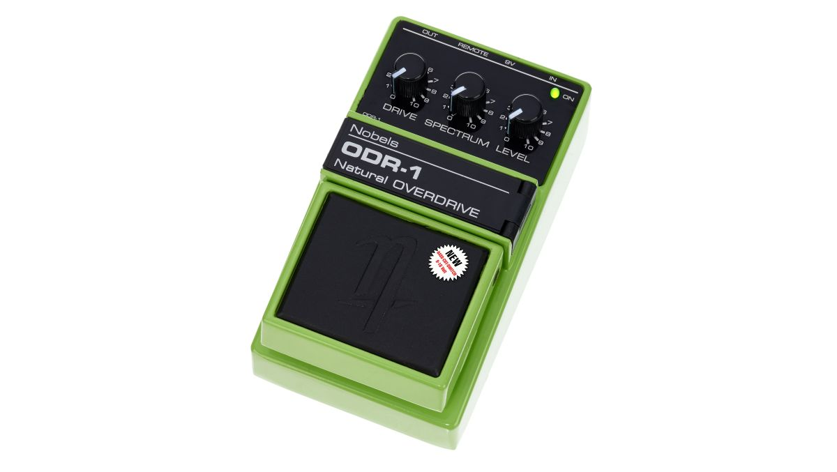 NAMM 2020: Nobels' highly-rated ODR-1 overdrive gets a new Bass Cut edition