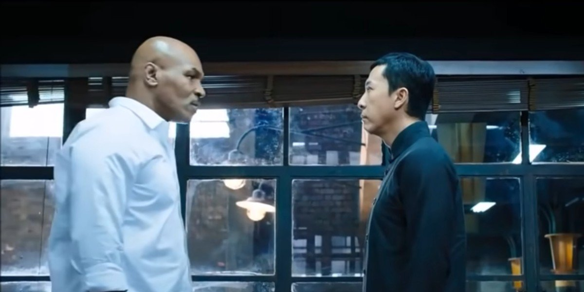 John Wick Actor Donnie Yen Talks About How Terrified He Was Shooting Fight Scene With Mike Tyson