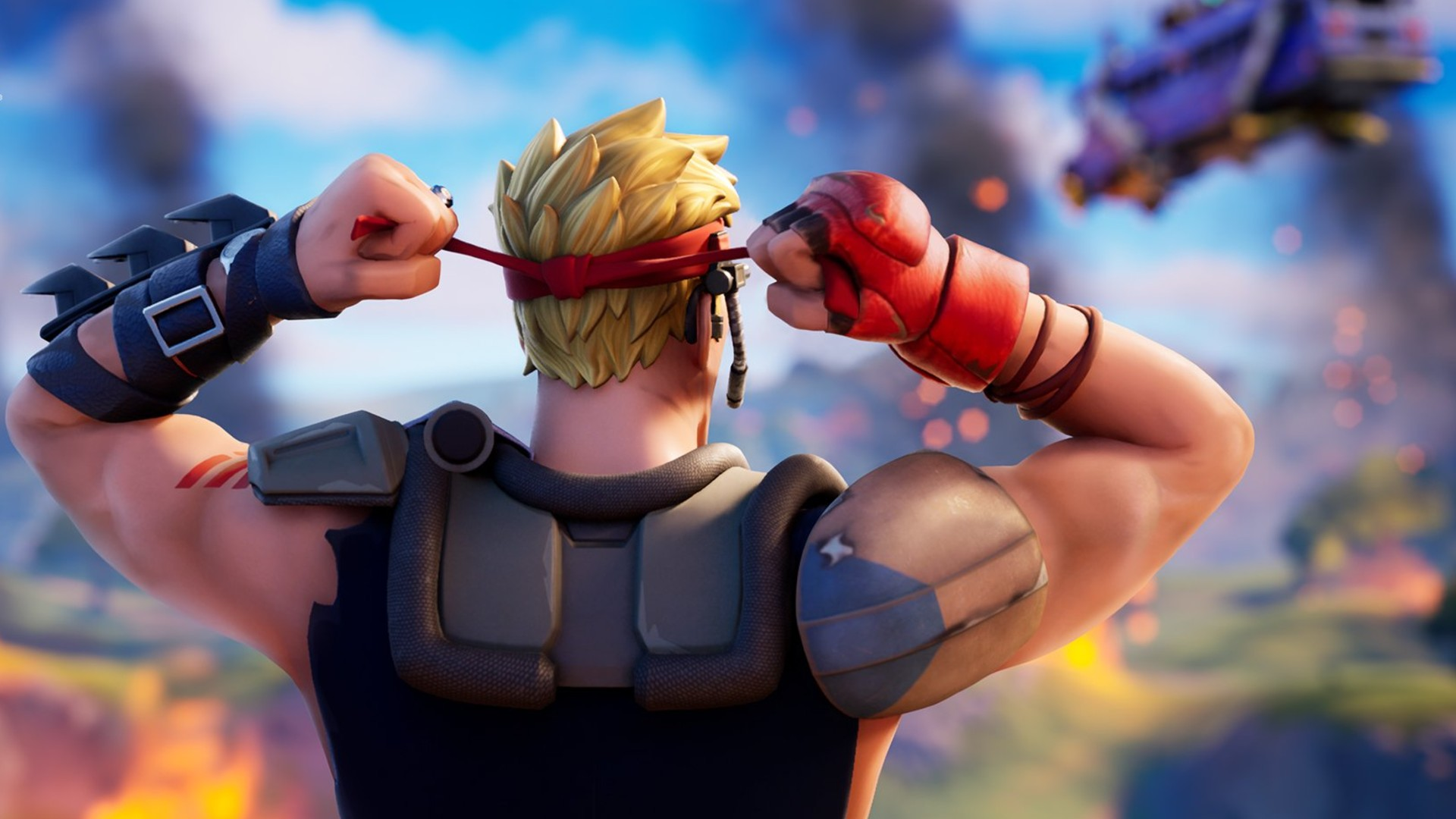 The Avengers directors were behind Fortnite's Season 6 cinematic