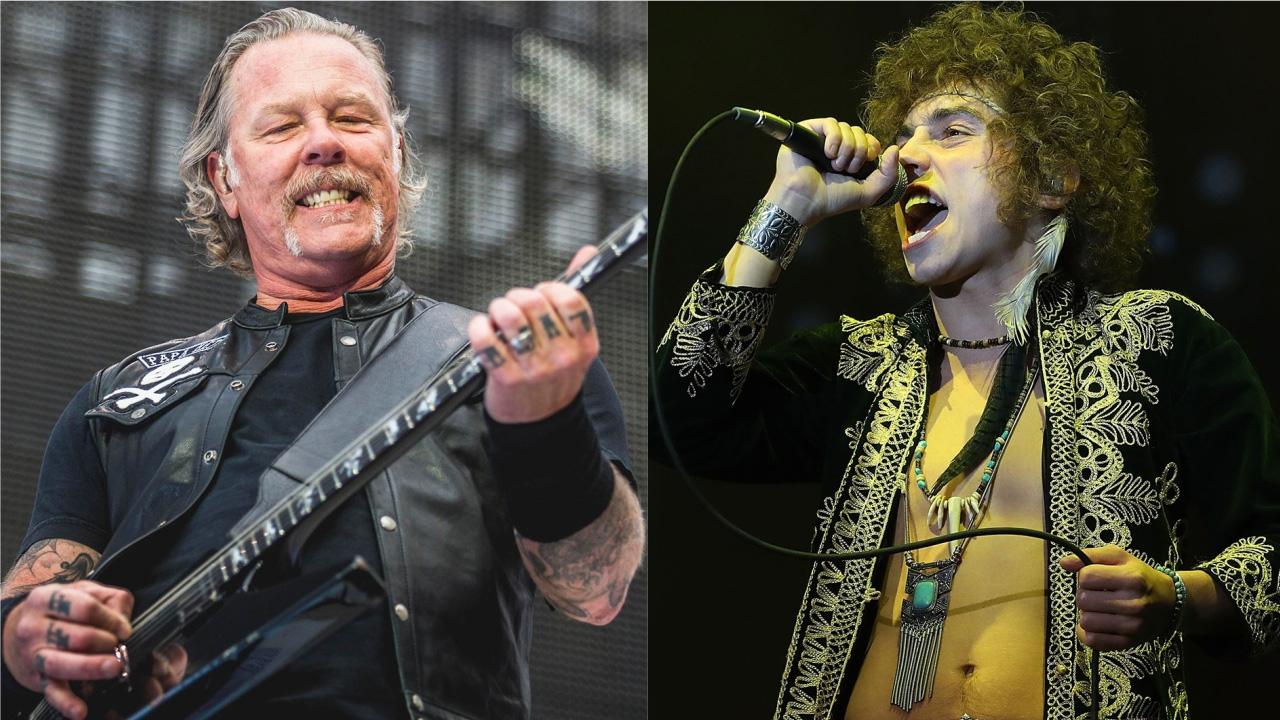 Metallica Tour 2020 Usa.Metallica To Tour In 2020 With Greta Van Fleet Louder