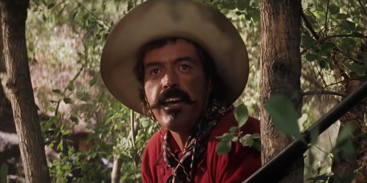 Powers Boothe in Tombstone