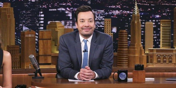 Jimmy Fallon, current host of The Tonight Show on NBC