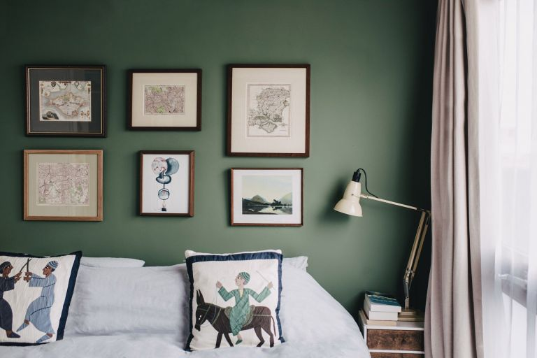Farrow & Ball sage green paint