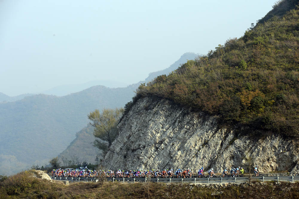 Gavazzi wins Tour of Beijing stage three as Martin ...