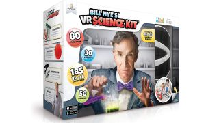 Bill Nye's VR Science Kit for kids from Abacus is 31% off for Amazon Prime Day. You can save $22 right now.