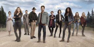 The Cast of ABC's Big Sky