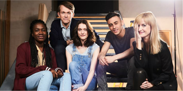 Class cast doctor who spinoff bbc