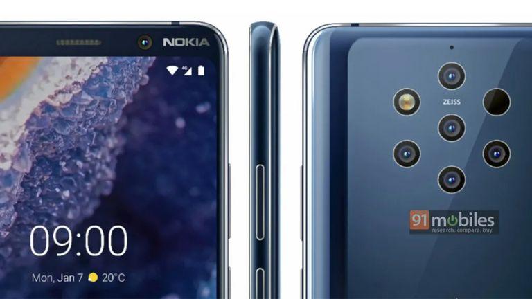 Nokia 9 PureView concept