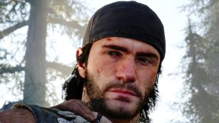 The protagonist of Days Gone, Deacon St. John.