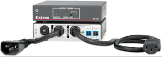 Extron Introduces PC 101 AC Power Controller